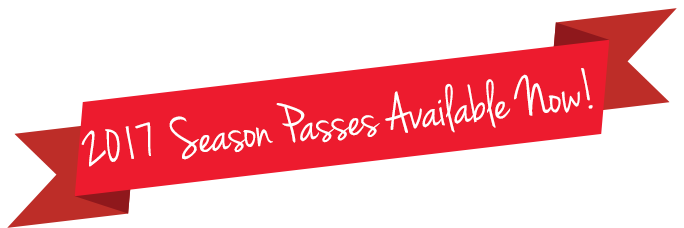 2017 Season Passes Available Now!