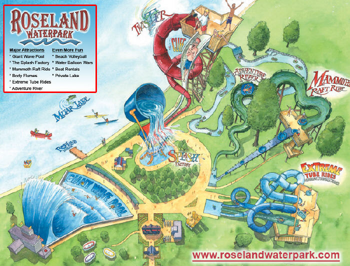 Roseland Waterpark in Canandaigua reopens with limited facilities