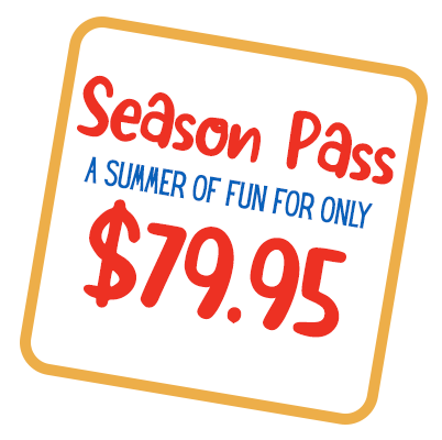 Season Pass | A Summer Of Fun For Only $79.95